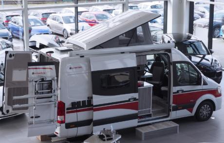 #camperliebe Wohnmobil bei CSB Schimmel