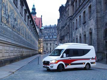 #camperliebe in Dresden