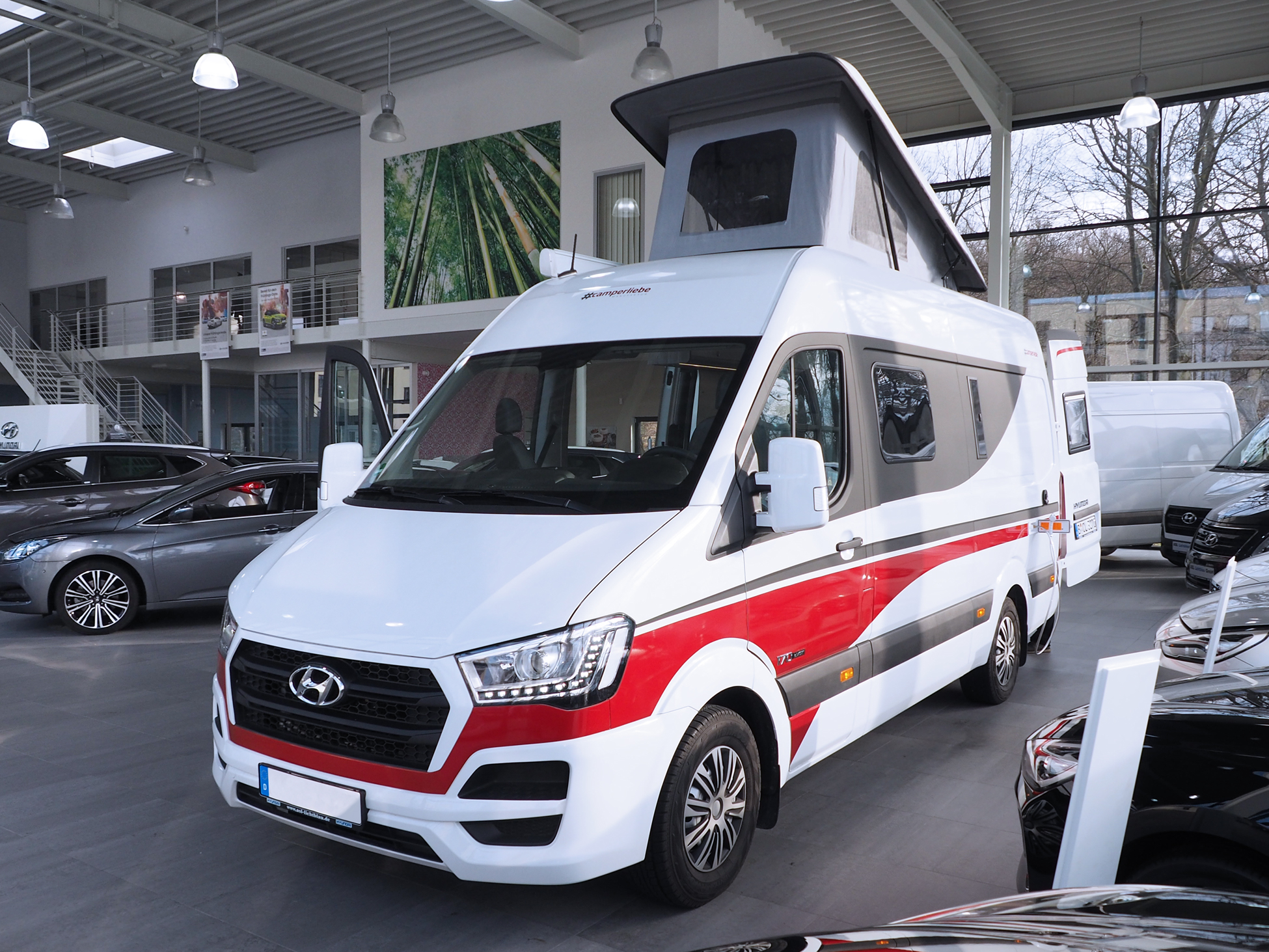 #camperliebe smart camper