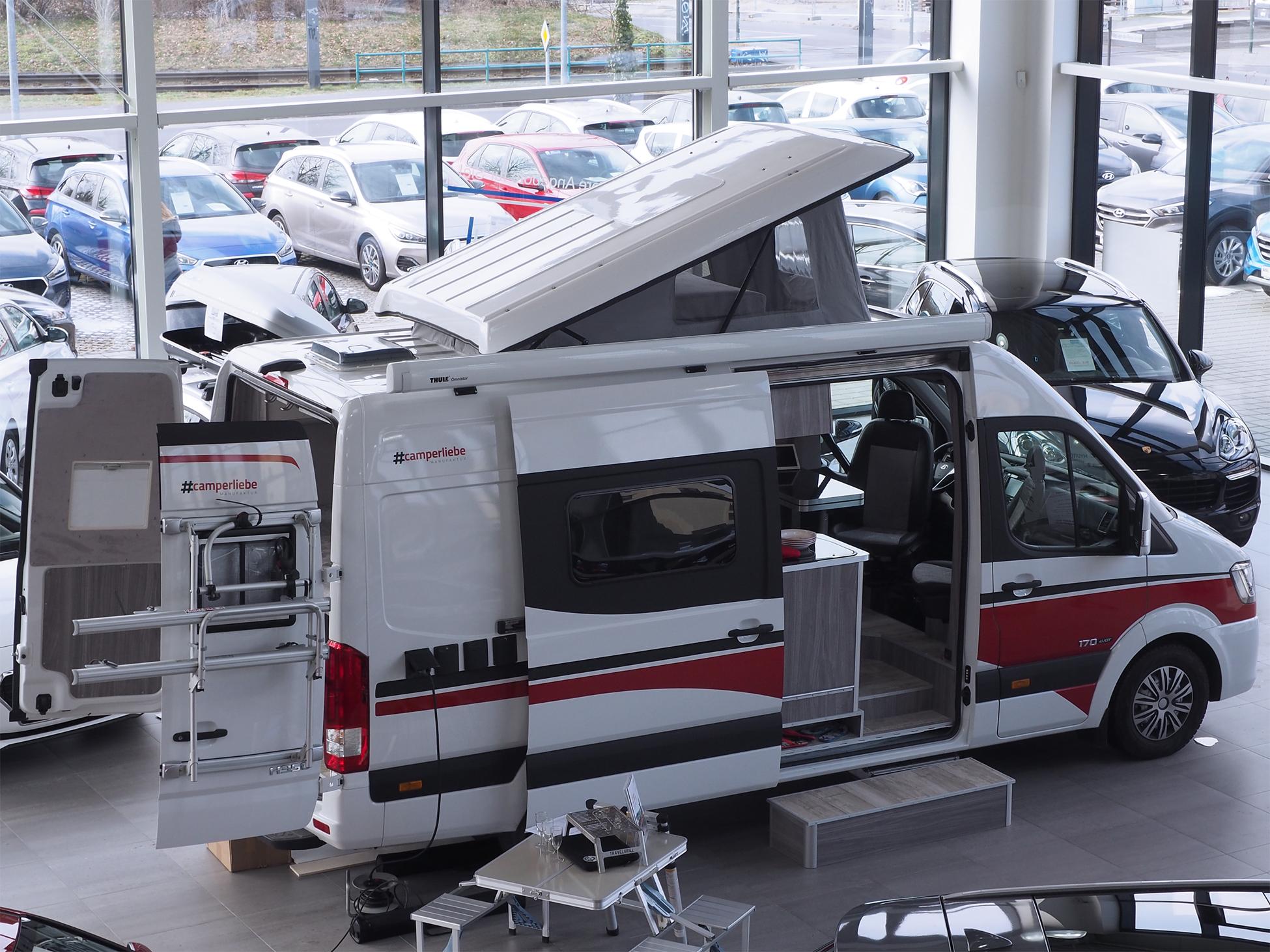 camperliebe Kastenwagen ❤ Mercedes - Hyundai - Fiat - Ford - VW