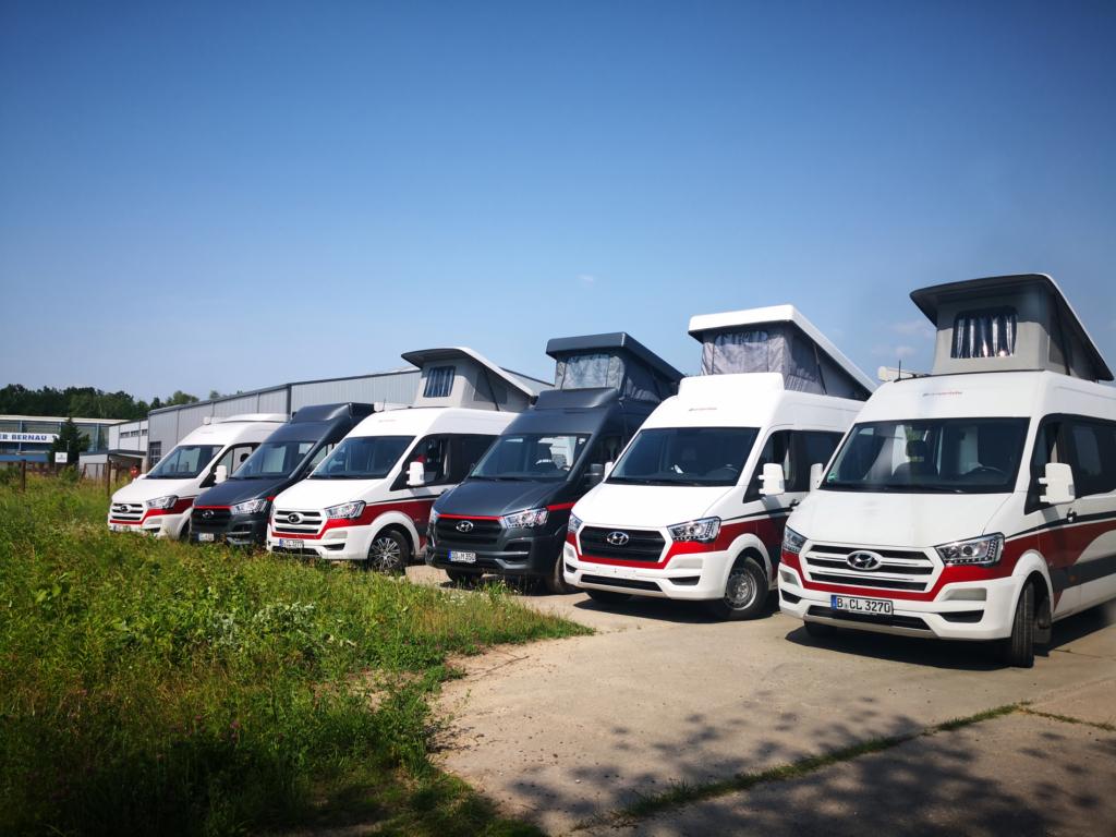 Hyundai Wohnmobil CL10 - #camperliebe